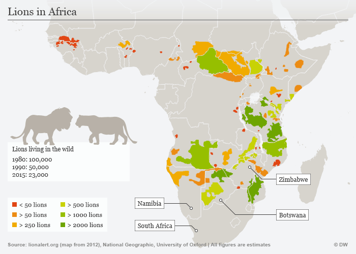 African-lion-population-decline